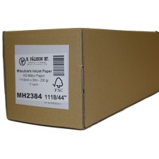 MH 2384 Mattur bleksprautupappír 180 g 1118mm