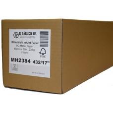 MH 2384 Mattur bleksprautupappír 230 g 432mm