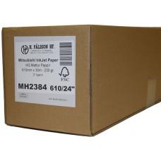 MH 2384 Mattur bleksprautupappír 230 g 610mm