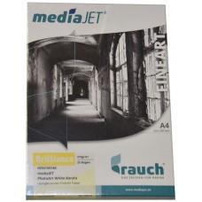 MediaJet® PhotoArt White Baryta bleksprautupappír A4