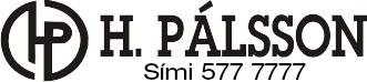 Vefverslun H. Pálsson